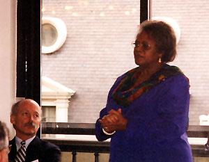 Dr. Inonge Mbikusita-Lewanika