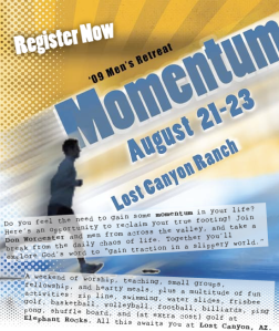 Momentum Men's Retreat